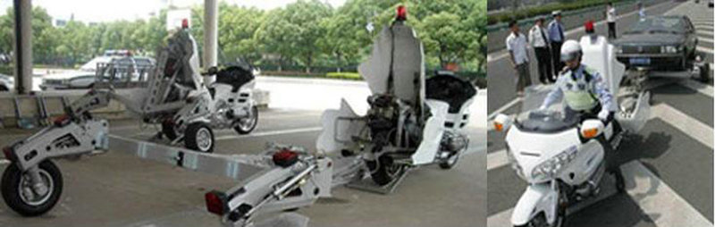 Car towing: Japan Style!