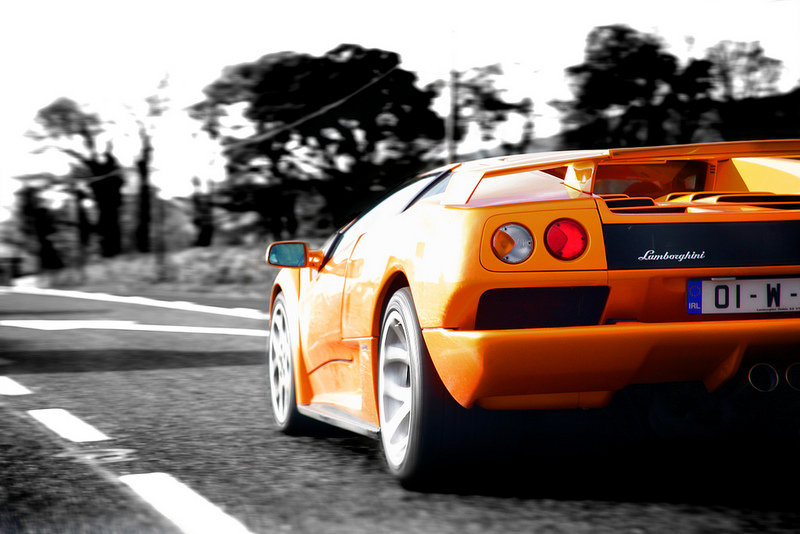 Flickr photo of the day: Lamborghini Diablo VT