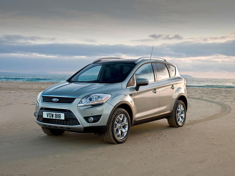 Ford Kuga - UK pricing announced