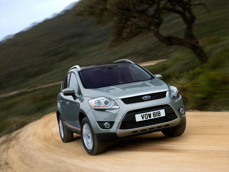Ford Kuga production starts