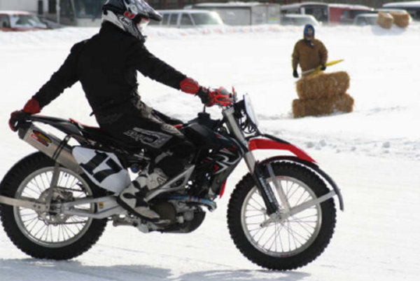 Henry Wiles Wins Ama National Ice Race Championship News