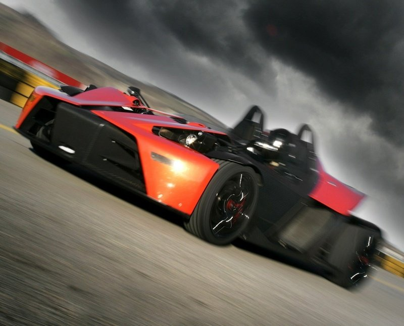 KTM X-Bow Dallara edition to be unveiled in Geneva