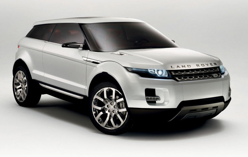 Land Rover LRX Concept will make its European debut in Geneva