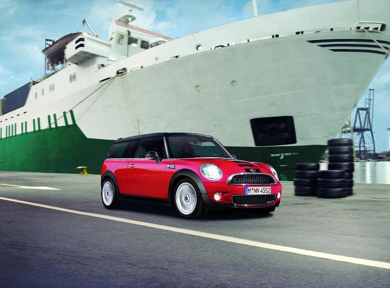 2008 MINI John Cooper Works Cooper and Clubman