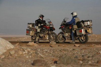 More rally adventures for BMW GS teams