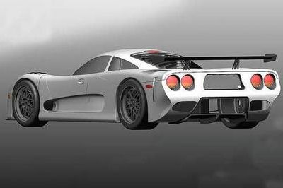 Mosler MT 900 GTR XX in the works