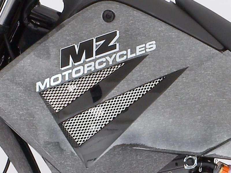 New styling from MZ Motorcycles