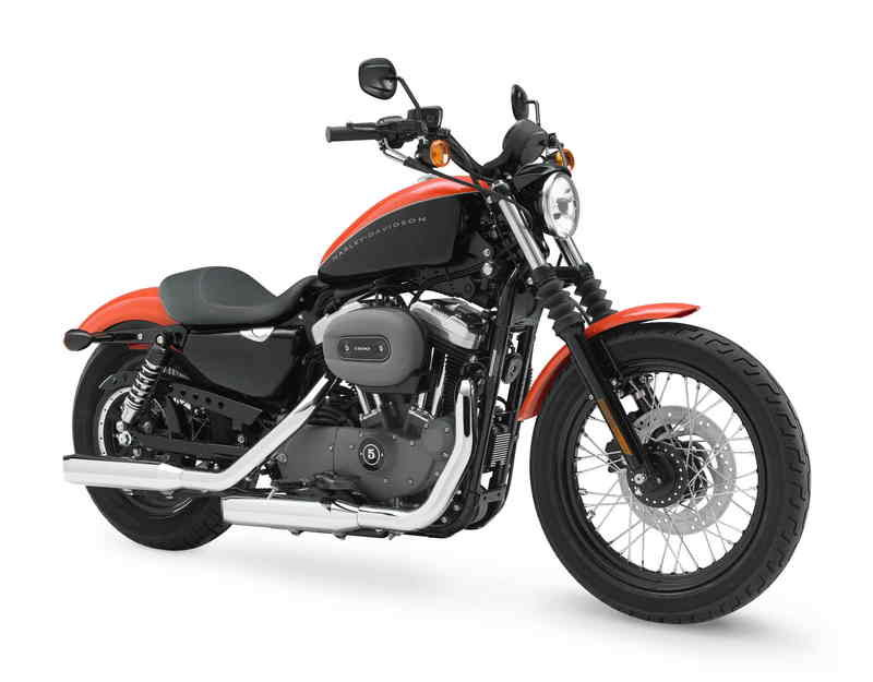 New Two-Up Low Rear Shock Kit for Harley-Davidson Sportster models