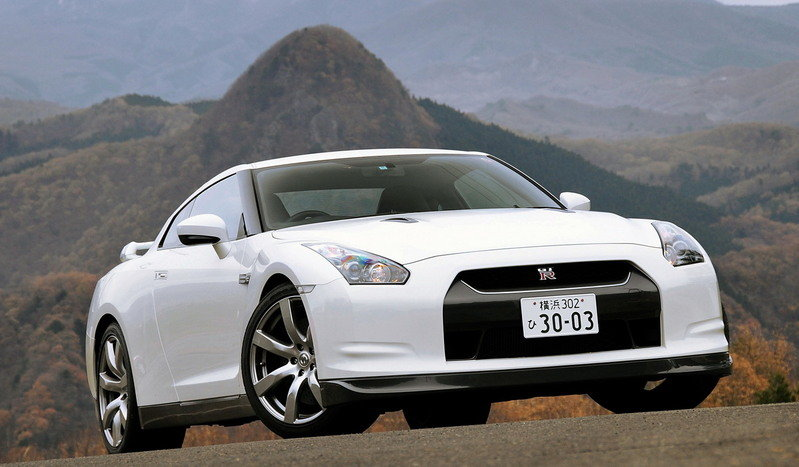 Nissan GT-R will make its European debut in Geneva