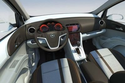 Opel Meriva Concept - first official images - image 234230