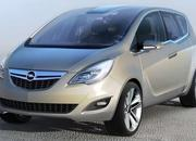 Opel Meriva Concept - first official images - image 234228