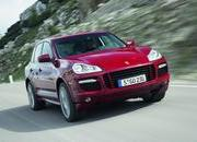 Porsche Cayenne GTS unveiled in Chicago - image 231046