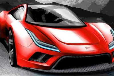 Saleen S5S Raptor Concept to be unveiled in NY