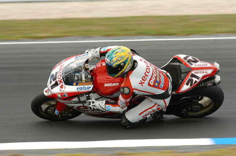 Second and third fastest times for Bayliss And Fabrizio