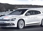 Volkswagen Scirocco - first official images - image 234520