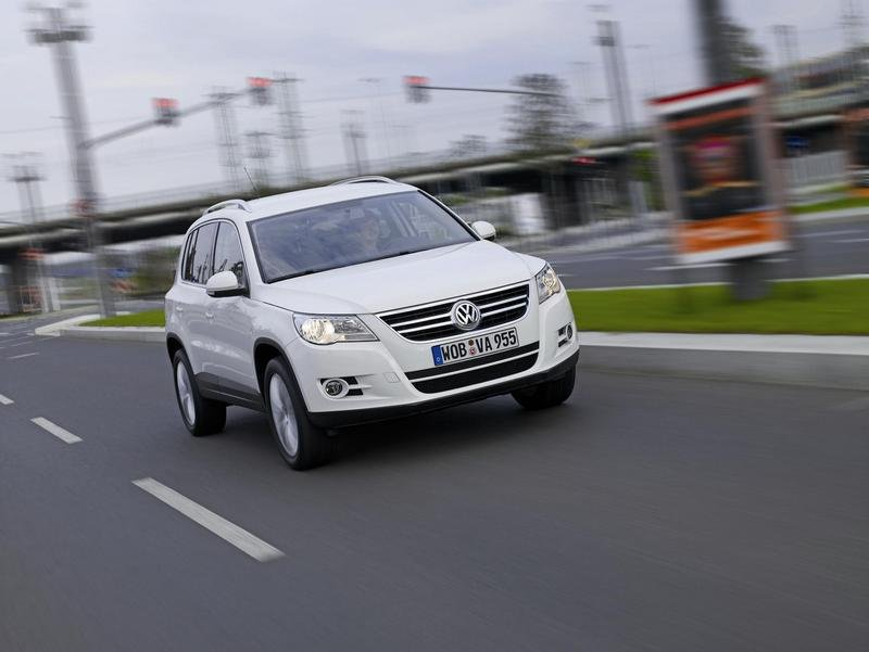 Volkswagen Tiguan - SUV of the year