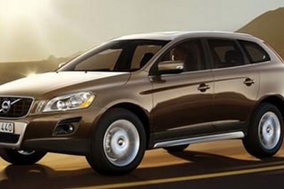 Volvo XC60 first official images