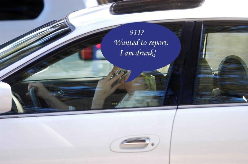 Woman reports herself for driving under influence - image 229830