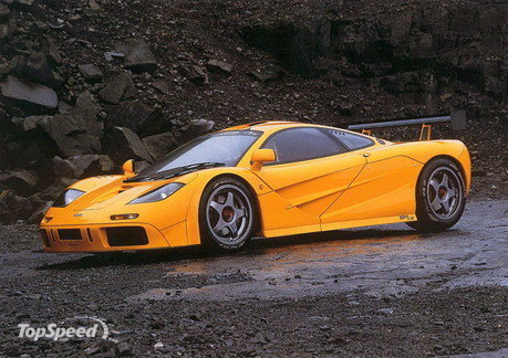 mclaren f1 wallpaper. Filed under: Mclaren | coupe