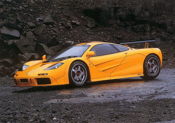 1995 Mclaren F1 Lm Review Top Speed