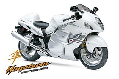 2006 HayabusaTM 1300R Limited Limited Edition