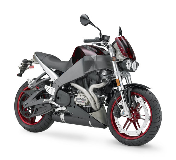 2008 buell lightning xb12s review - top speed