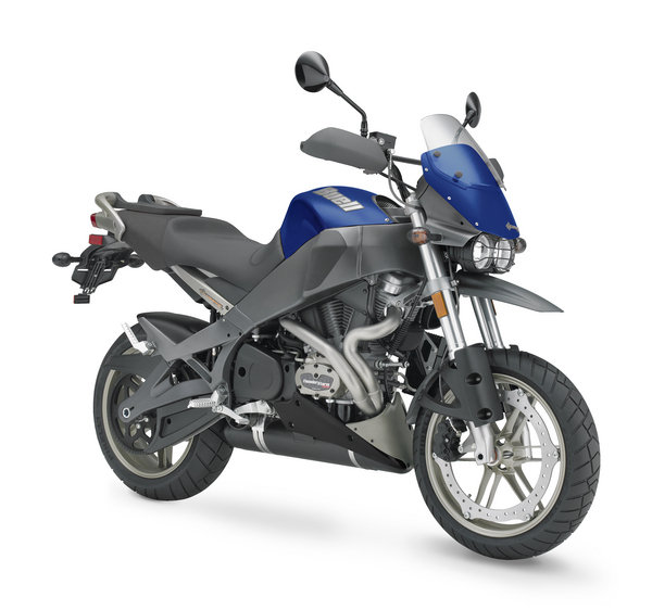 Bmw Xb: Motorcycle Review @ Top Speed