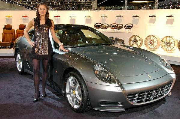 2008 Ferrari 612 Scaglietti One To One Review Top Speed