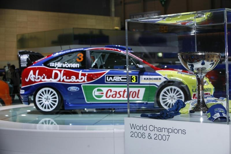 2008 Ford Focus RS WRC - image 236095