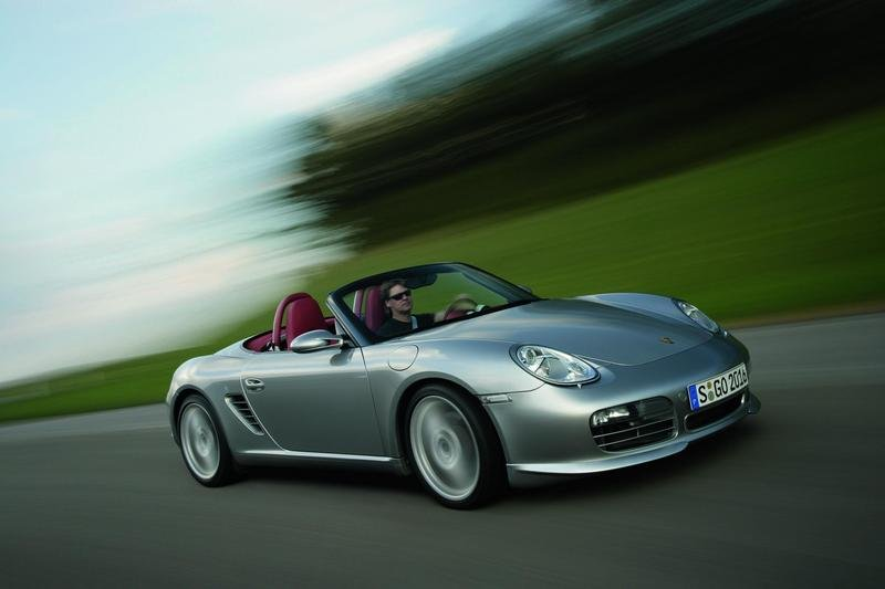 2008 Porsche Boxster Rs 60 Spyder Pictures Photos Wallpapers