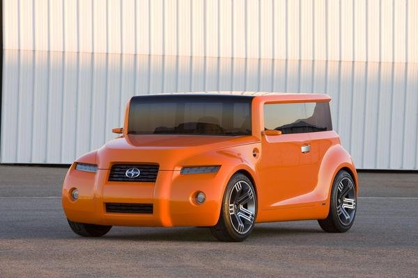 2008 scion hako coupe concept car review top speed. Black Bedroom Furniture Sets. Home Design Ideas