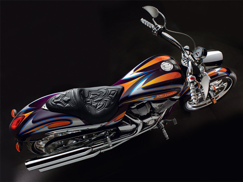 2008 Victory Ness Series