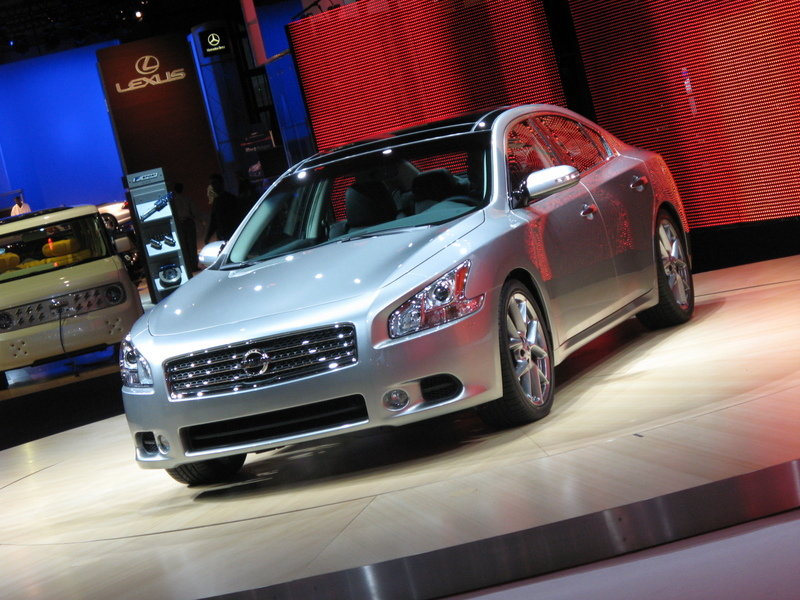 2009 nissan maxima review top speed. Black Bedroom Furniture Sets. Home Design Ideas