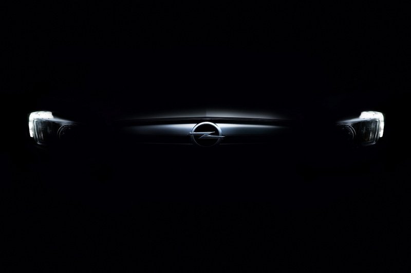 2009 Opel Insignia teaser image