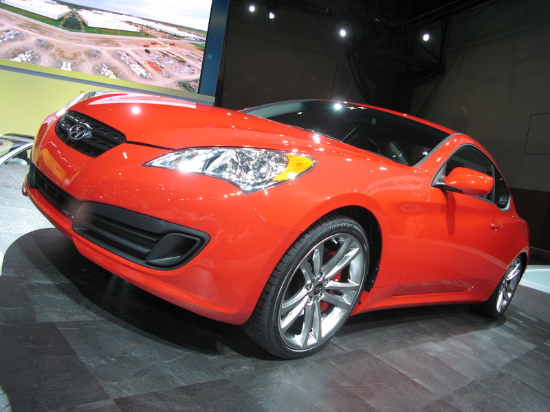 2010 Hyundai Genesis Coupe Review