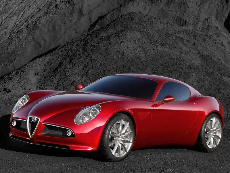 Alfa Romeo will start North American production by 2010