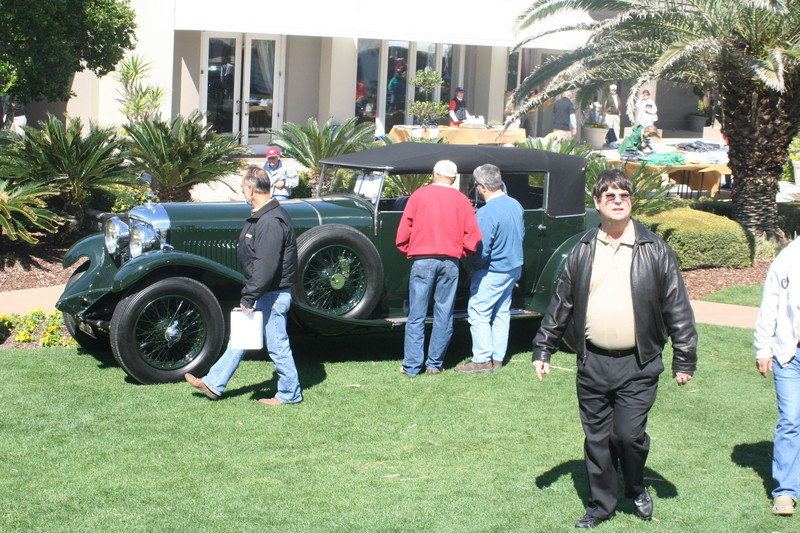 Amelia Island Cars – the Auction (is the market down?)