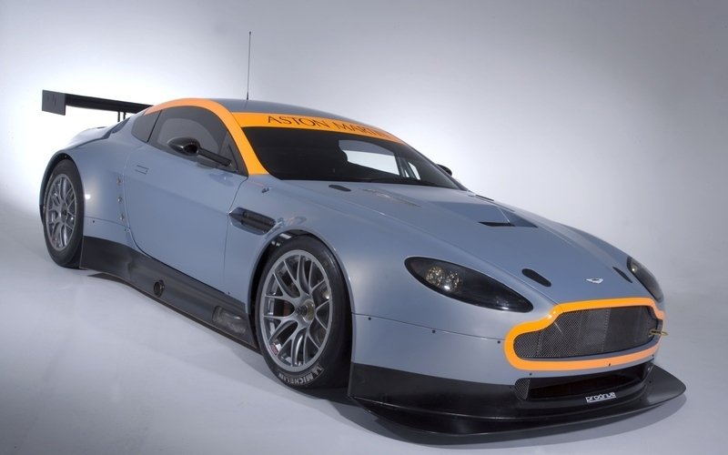 Aston Martin Vantage GT2 - first official images - image 240713