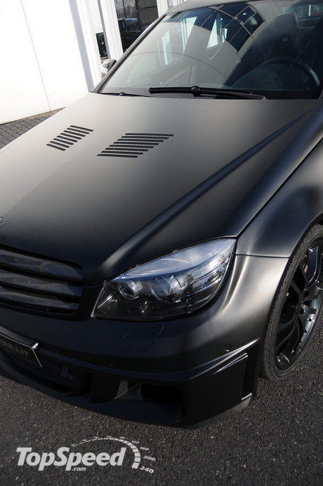 The Brabus Sv12 S Biturbo Engine Is Derived Directly From The Brabus