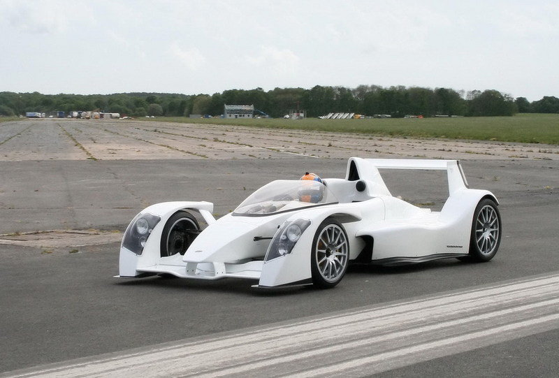 Caparo will build road cars