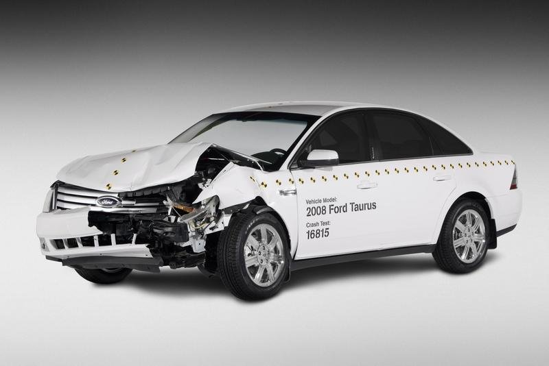 Crash Tested Ford Taurus to be presented in NY