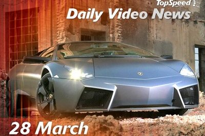 Daily Video News: 28 March