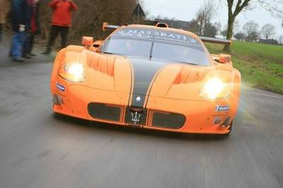 Edo competition MC12 Corsa tested by Zahir Rana