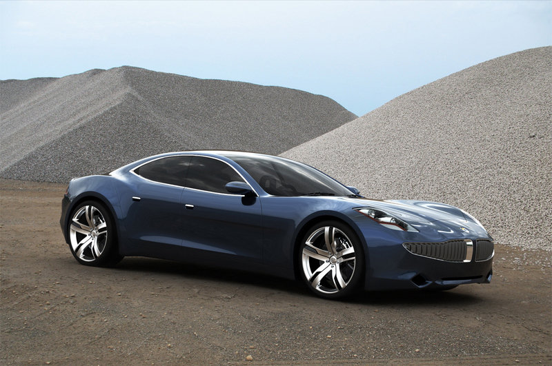 First Fisker Karma to be delivered in 2009
