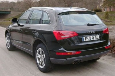 Fresh Audi Q5 pictures emerge on Internet