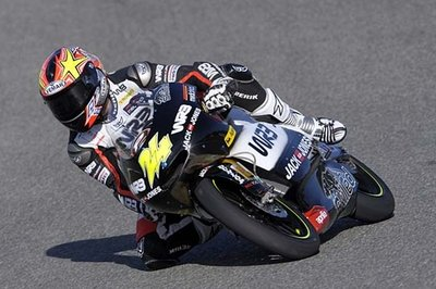 GP of Spain: Nico Terol in provisional pole