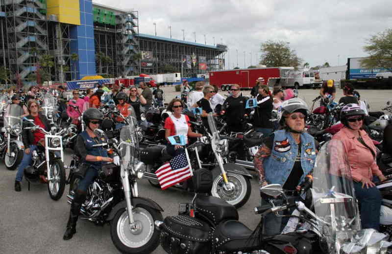 Harley-Davidson's Women's Day Ride raises more than $67,000 for Muscular Dystrophy Association