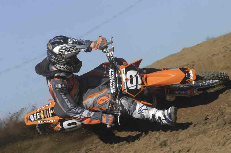 KTM wins 7 titles at Lake Whitney Motocross National