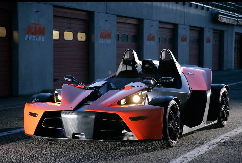KTM X-Bow to debut at the FIA GT4 European Cup