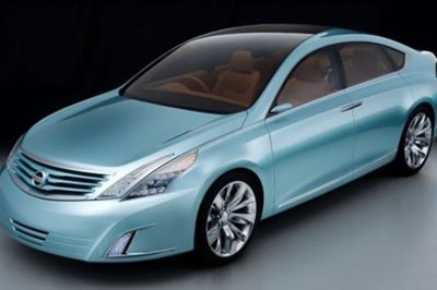 Nissan Intima production version to be unveiled in Beijing